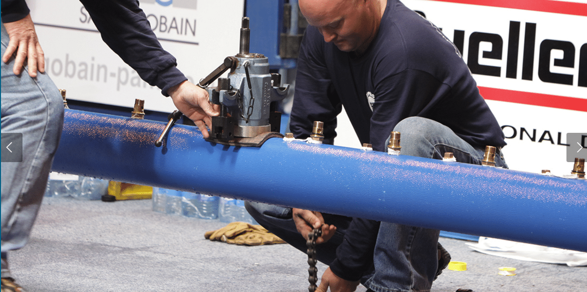 Drill & Tap Competition at Utility Week Live 2019