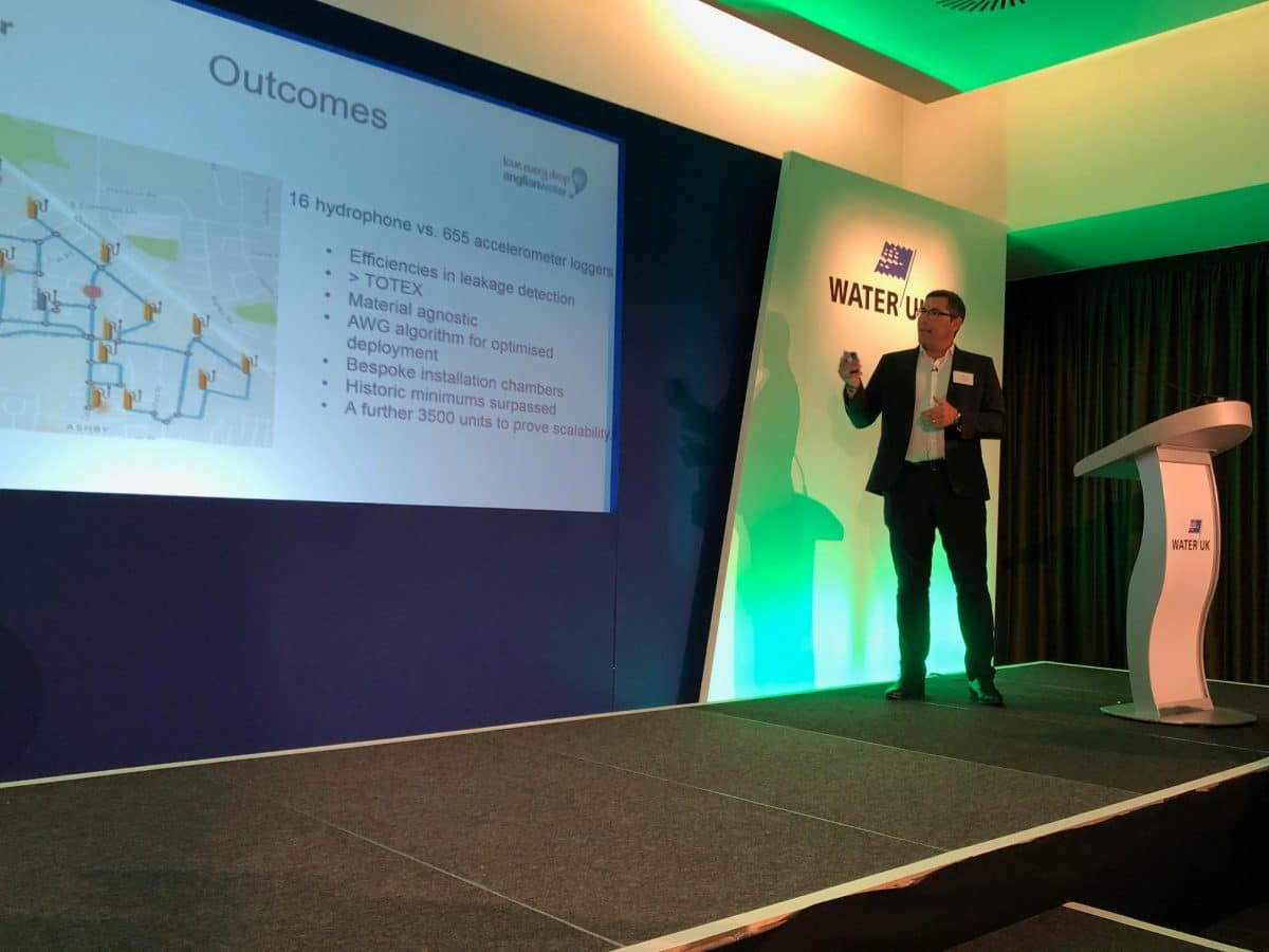 20th Annual UK Leakage Conference 2019